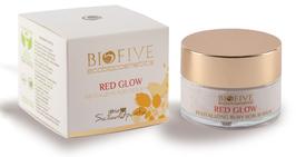 red glow revitalizing ruby scrub mask biofive