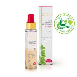 olio bifasico detergente antipollution elisir antitempo - d'oro