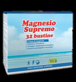 Magnesio supremo bustine Natural point