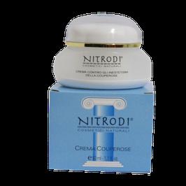 Crema contro gli inestetismi della couperose Nitrodi cosmetici naturali