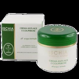 Crema antiage e couperose Ischia cosmetici naturali
