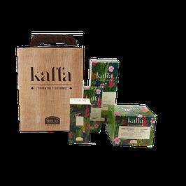 confezione regalo completa Kaffa Helan