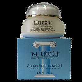 Crema elasticizzante limone e vitamina c Nitrodi