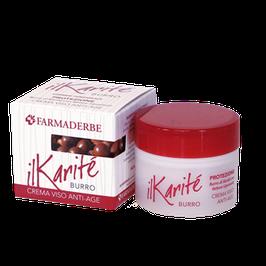 Karitè crema viso antiage Farmaderbe