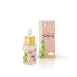 oleobalsamo rimpolpante lip care elisir antitempo - d'Oro helan
