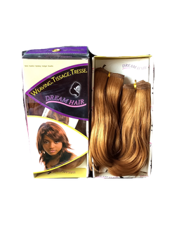 Classic weave hair extension color 27
