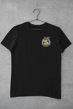 T-Shirt Schwedencamper Unisex schwarz