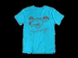 """T-Shirt """"Sverige Elch"""""""