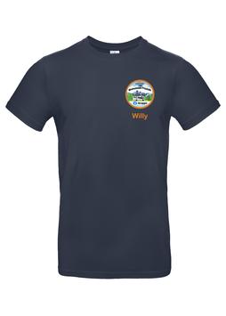 "T-Shirt ""Carado Wohnmobil Freunde"""