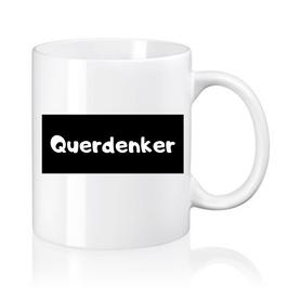 """Tasse """"Querdenker"""""""