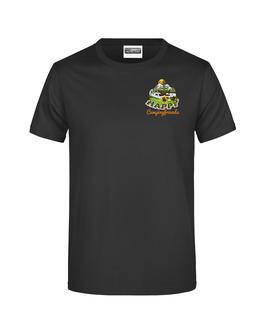 "T-Shirt ""Happy Campingfriends"""
