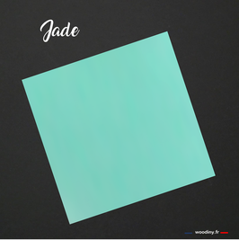 """Pochette de costume """"Jade"""""""