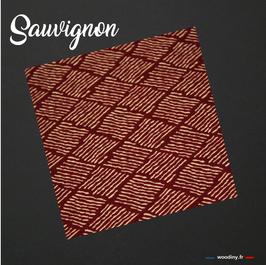 """Pochette de costume """"Sauvignon"""""""