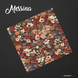 "Pochette de costume bleue ""Messina"""