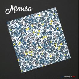 """Pochette de costume """"Mimosa"""""""