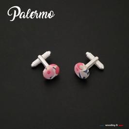 """Boutons de manchette """"Palermo"""""""