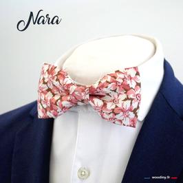 """Noeud papillon """"Nara"""""""