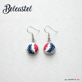 """Boucles d'oreilles """"Belcastel"""""""
