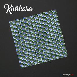 """Pochette  de costume """"Kinshasa"""""""