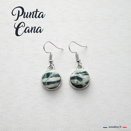 "Boucles d'oreilles ""Punta Cana"""