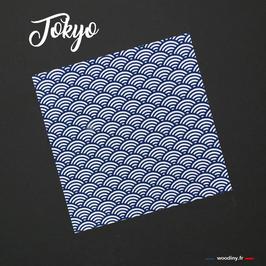 """Pochette de costume """"Tokyo"""""""