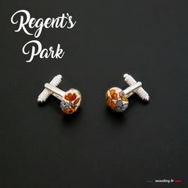 """Boutons de manchette """"Regent's Park"""""""