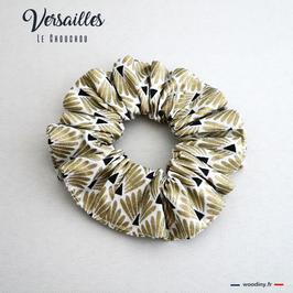 "Chouchou doré ""Versailles"""