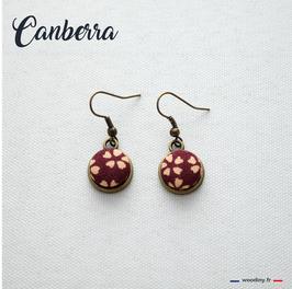 """Boucles d'oreilles """"Canberra"""""""