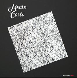 """Pochette de costume """"Monte Carlo"""""""