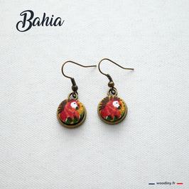 """Boucles d'oreilles """"Bahia"""""""