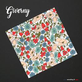 """Pochette de costume """"Giverny"""""""