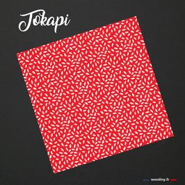 """Pochette de costume """"Tokapi"""""""