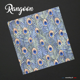 "Pochette de costume ""Rangoon"""