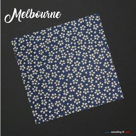 "Pochette de costume bleue ""Melbourne"""