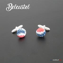 "Boutons de manchette ""Belcastel"""