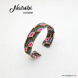"Bracelet wax ""Nairobi"""