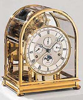 Kieninger 1709-06-02 Tischuhr