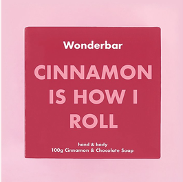 Cinnamon is how I roll