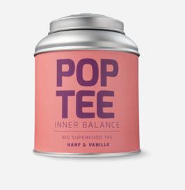 Pop Tee Hanf & Vanille