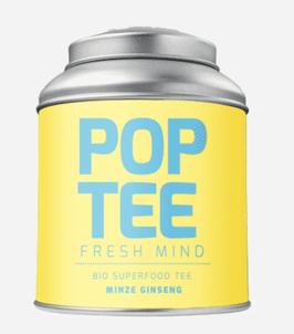 Pop Tee Minze Ginseng