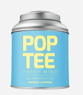 Pop Tee Ingwer Lavendel