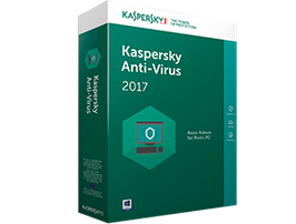Kaspersky Anti Virus 2017 1U 1Y