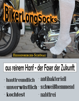 Biker Long Socks