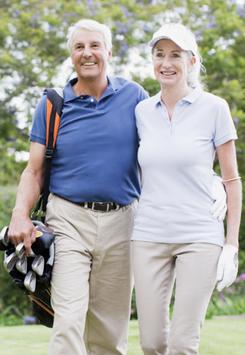 18- Loch - Senioren Angebot für 2 Personen