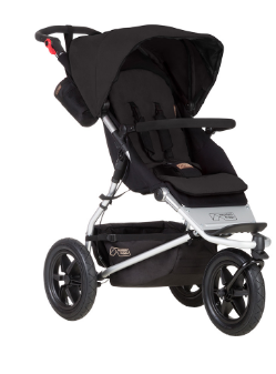 Mountain Buggy Urban Jungle Buggy, schwarz