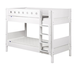 FLEXA  White Etagenbett, weiß/weiß