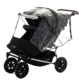 Mountain Buggy Regenverdeck Double für den Duet