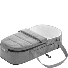 BRITAX Go Big2 Softtragetasche, Steel Grey