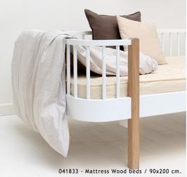 Matratze 90x160 cm Oliver Furniture Seaside/ Wood