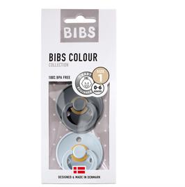 BIBS Schnuller, 2er-Pack, Überraschungsfarben